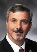Rep. Steve Cookson. - VIA