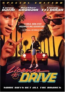 R.I.P. Corey Haim. If car accidents don't kill our teen typecasts, the drugs will.