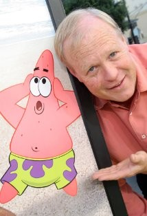 Yep, that's the dumb dude from Coach, who now does the voice of Patrick Star. Just your random fun fact of the day.