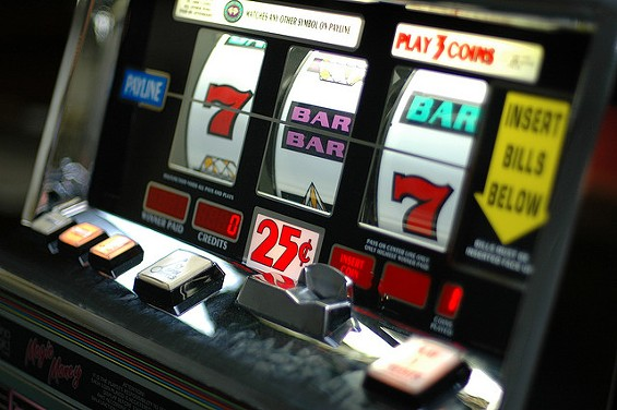 The men are charged with travelling to Missouri and Illinois to cheat casinos. - JEFF KUBINA VIA FLICKR