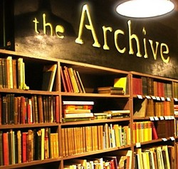 VIA ARCHIVE BOOKSTORE FACEBOOK