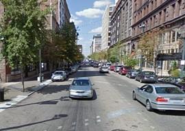 Washington Avenue safe and sound.
