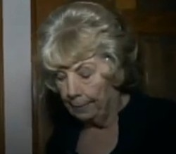 Armed grandma helped arrest robber. - VIA KSDK.COM SCREENSHOT