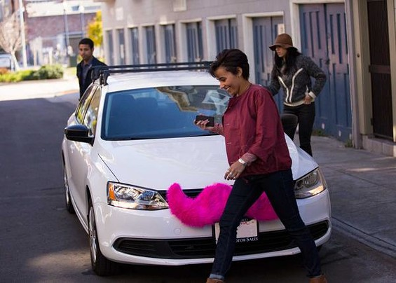 Lyft says its working with city leaders to bring its services to St. Louis. - LYFT