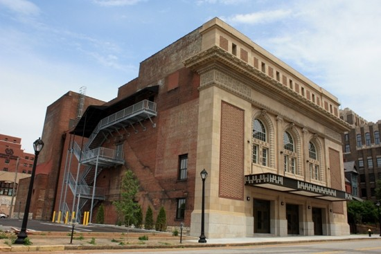 The Sun Theater restored to its former glory in Grand Center.