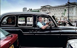 London taxi drivers support the bill.
