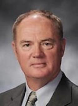 Rep. Paul Fitzwater