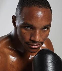 The champ: Devon Alexander
