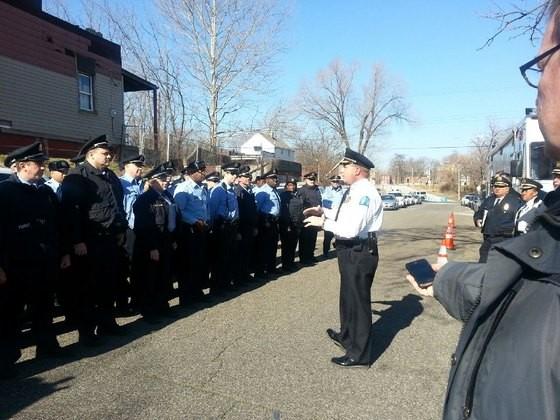 Police Chief Sam Dotson - VIA FACEBOOK