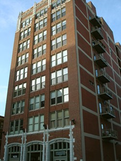 A new tenant for the Printers Lofts building: a tech business-slash-cafe