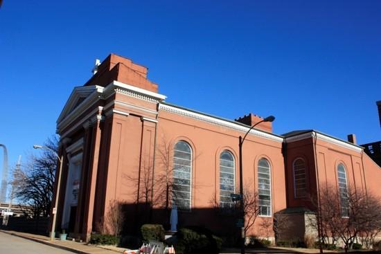 St. Mary of Victories Roman Catholic Church