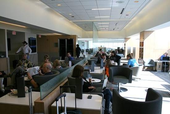 Lambert Airport. - VIA FACEBOOK