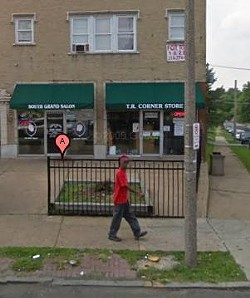 T.R. Corner Store at 3935 S. Grand