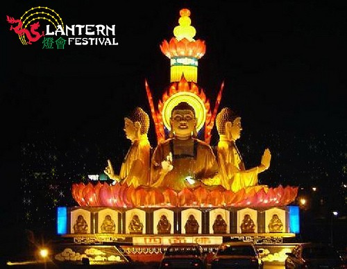 There will be 26 different lantern scenes, including this one, at the Missouri Botanical Garden during the summer 2012 festival. - COURTESY OF THE MISSOURI BOTANICAL GARDEN