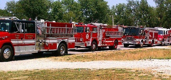 Washington Park Fire Dept. - VIA FACEBOOK