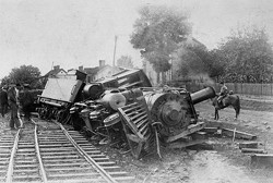 The passenger train route from St. Louis to KC as seen today and the foreseeable future.
