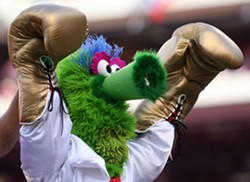When it comes to fighting, don't mess with the Phillies and their phanatics.
