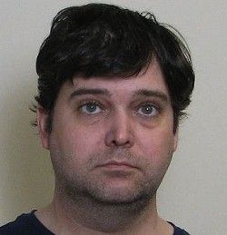 Daniel Albright, 39. - MADISON COUNTY