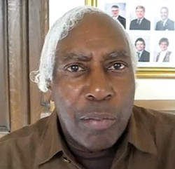 Freeman Bosley Sr. - VIA YOUTUBE