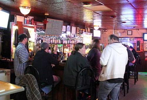 The Little Bar.