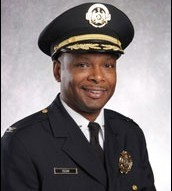 St. Louis Police Chief Col. Daniel Isom