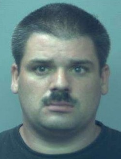 Michael Gordon: Frisky cop was a real handyman. - ST. CHARLES COUNTY SHERIFF'S DEPARTMENT