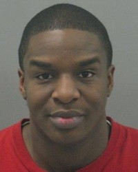Cameron Harral was charged with robbing a South City bank