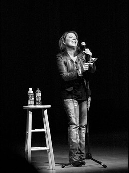 St. Louis native Kathleen Madigan - IMAGE VIA