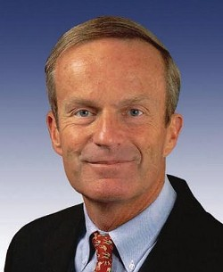 Akin touts his Tea Party credentials.