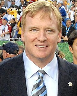"Roger Goodell: The $29.5 million CEO of a ""non-profit."""