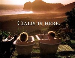 Scientific fact: If your life is like a Cialis commercial, you'll live longer. - IMAGE VIA