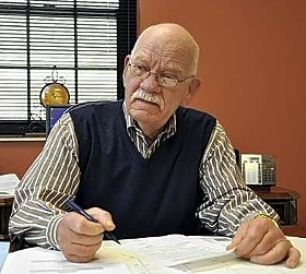 Cottleville's pro-pot Mayor Don Yarber - IMAGE VIA