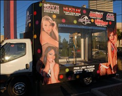 """Behold: A """"Stripper Mobile"""""""