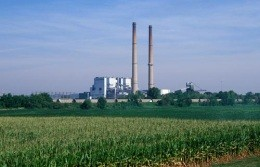 Ameren's Sioux Unit 1 plant in St. Charles County - IMAGE VIA