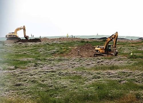 Bridgeton landfill. - VIA