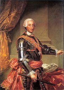 King Charles III of Spain