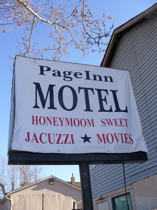 Page Inn, 6230 Page Avenue, in Wellston