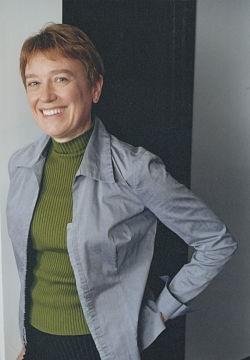 Carolyn Ives Gilman - IMAGE VIA