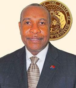 Mayor James McGee. - VINITAPARK.ORG