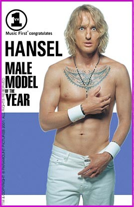 Hansel: so hot right now, still not as hot as Lance Lynn.