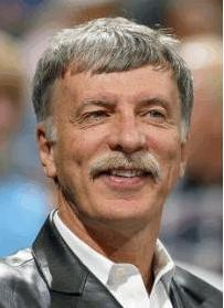 Fact: Enos Stanley Kroenke is named after Cardinals greats Enos Slaughter and Stan Musial.
