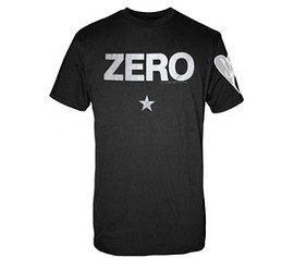 I had this shirt when I was fifteen, and wore it until it literally fell apart. I'm thinking of trying to find one in Gigantic Badass size for Adam Wainwright in honor of all the zeroes he's been tossing lately.