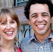 Brent and Rebecca Roam