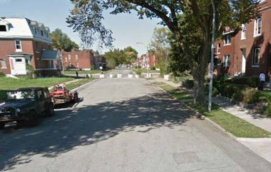 3800 block of Labadie Avenue - GOOGLE MAPS
