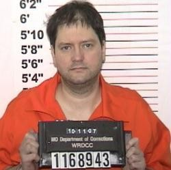 Michael Devlin has recovered from an April stabbing. - MO. DEPT. OF CORRECTIONS