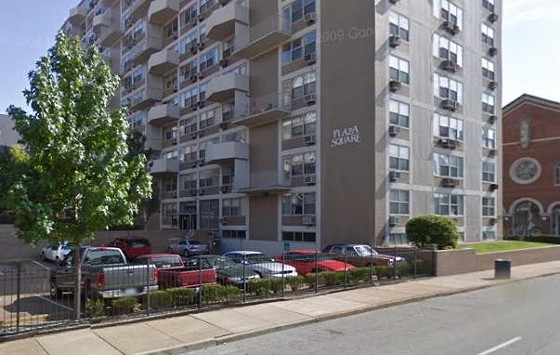 Police believe O'Donnell may have been dead in this apartment building for up to two weeks.