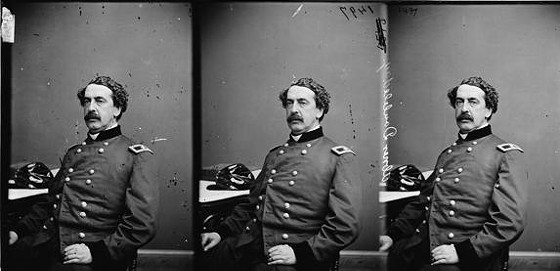 ABNER DOUBLEDAY I IMAGE VIA