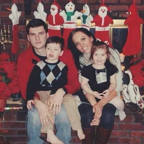 The Finder Family: Brian, Jordan, Noah and Arri.