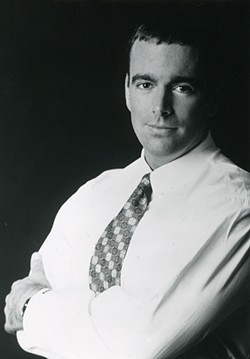 Busch IV, circa the mid-1990s when the spanking episode allegedly took place.