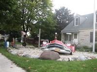 Front yard or junkyard?